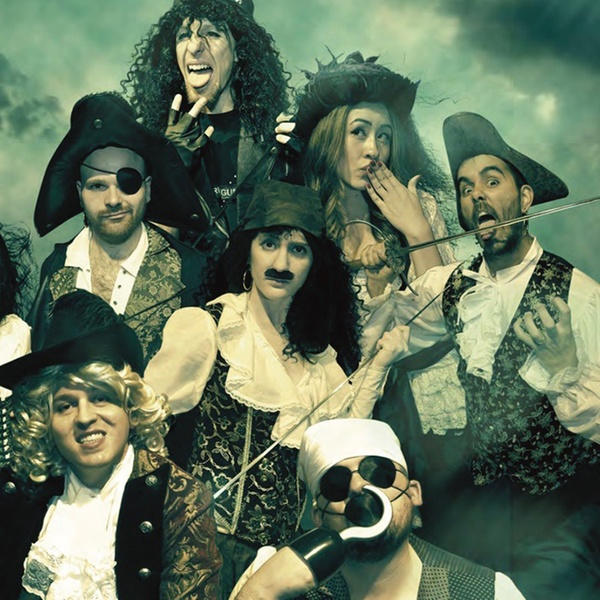 The Sea Is a Restless Whore at Voodoo Comedy Playhouse