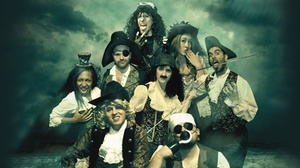 Voodoo Comedy Playhouse: The Sea Is a Restless Whore at Voodoo Comedy Playhouse