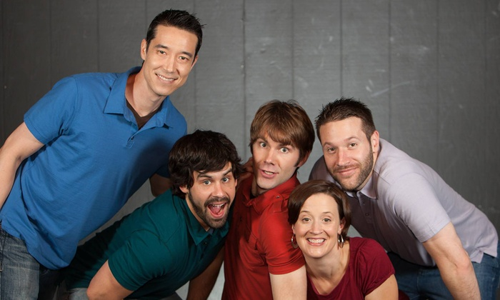 Made Up Theatre - Fremont: Made Up Theatre Improv Comedy Shows