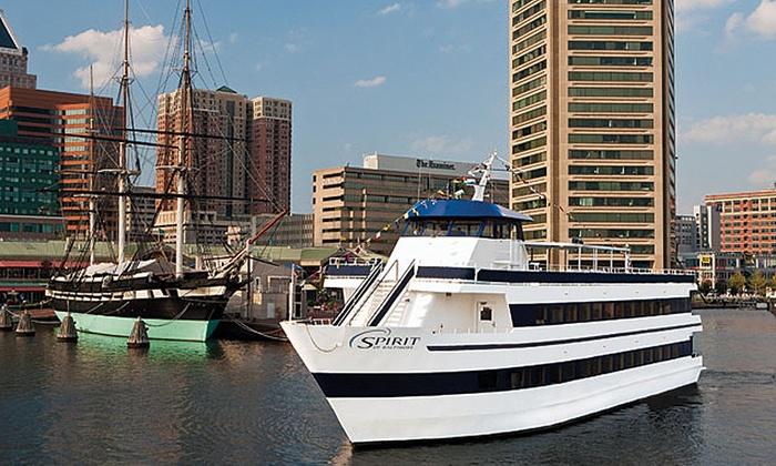 Spirit Cruise Ships - Inner Harbor: Spirit Cruises' Buffet Cruises at Spirit Cruise Ships