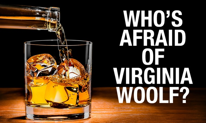 The Edge Theater - Edgewood: Who's Afraid of Virginia Woolf? at The Edge Theater