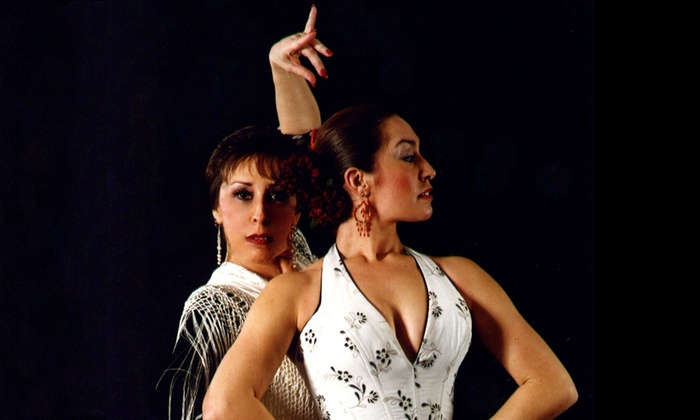 Carolina Lugo & Carolé Acuña's Ballet Flamenco at Pena Pachamama