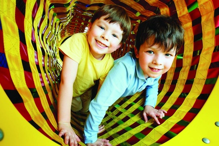 $20 For 4 Full-Day Admissions For Ages 1-5 (Reg. $40)