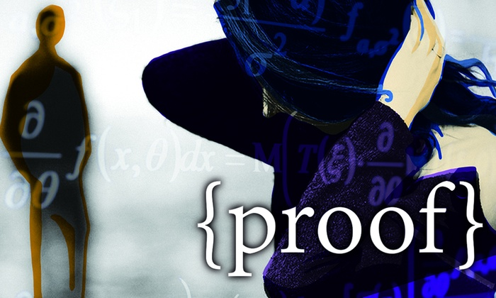 Brooks Theatre - Downtown Oceanside: Proof at Brooks Theatre