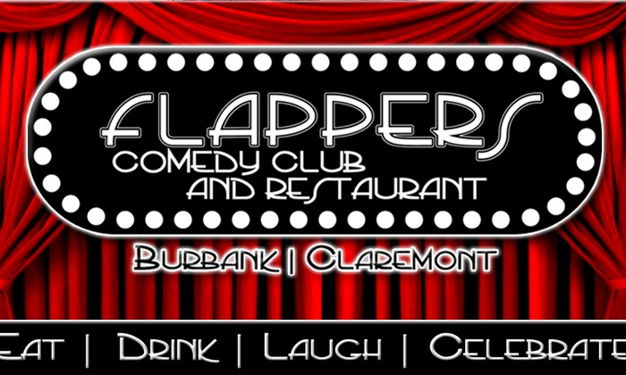 Flappers Comedy Club - Claremont - Flappers Comedy Club: Flappers Comedy Club in Claremont