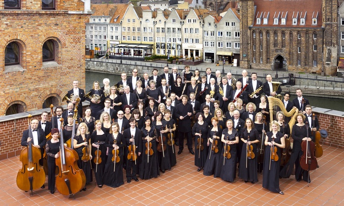 Music Hall Center - Detroit Music Hall: The Polish Baltic Philharmonic Orchestra at Music Hall Center
