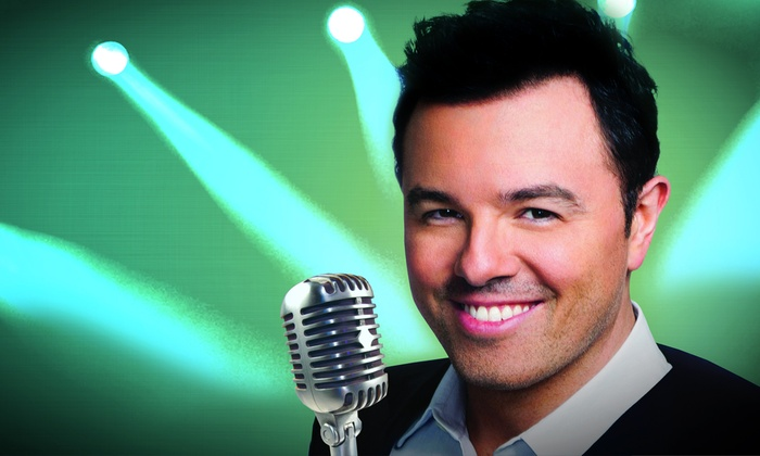 Davies Symphony Hall - Davies Symphony Hall : A New Year's Event with Seth MacFarlane at Davies Symphony Hall
