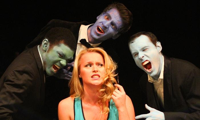 Elektra Theatre - The Elektra Theatre: The Rat Pack Undead