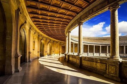 Visita guiada por la ciudad de la Alhambra y el Palacio de Carlos V