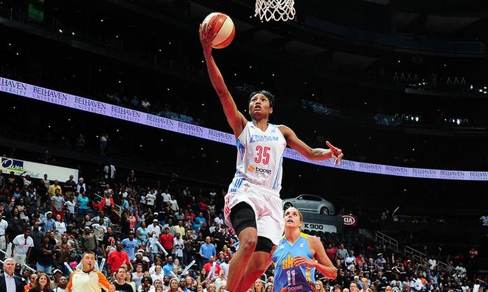 Philips Arena - Philips Arena: WNBA Basketball: Atlanta Dream at Philips Arena