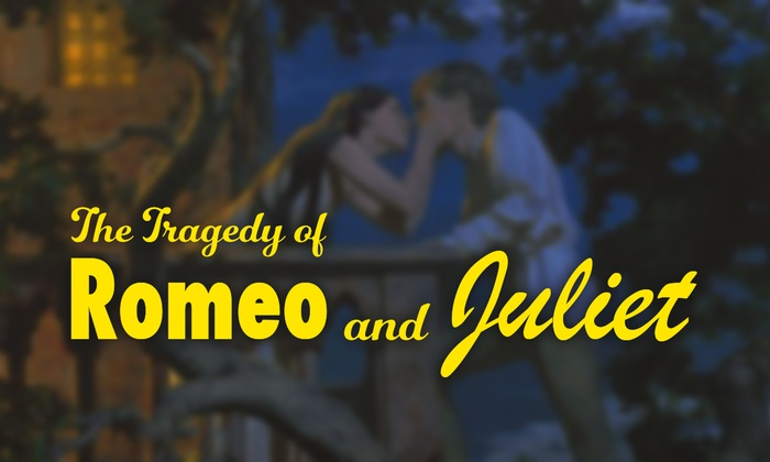 Laguna Playhouse - Main Beach: The Tragedy of Romeo and Juliet at Laguna Playhouse