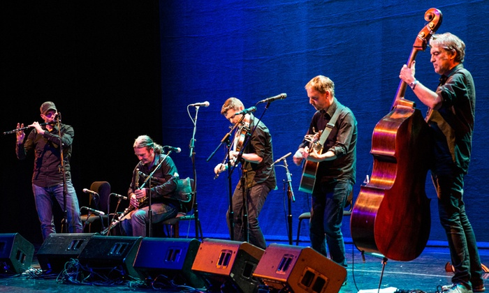 Montgomery College Cultural Arts Center - Silver Spring: Christmas From Ireland: Lúnasa With Karan Casey at Montgomery College Cultural Arts Center