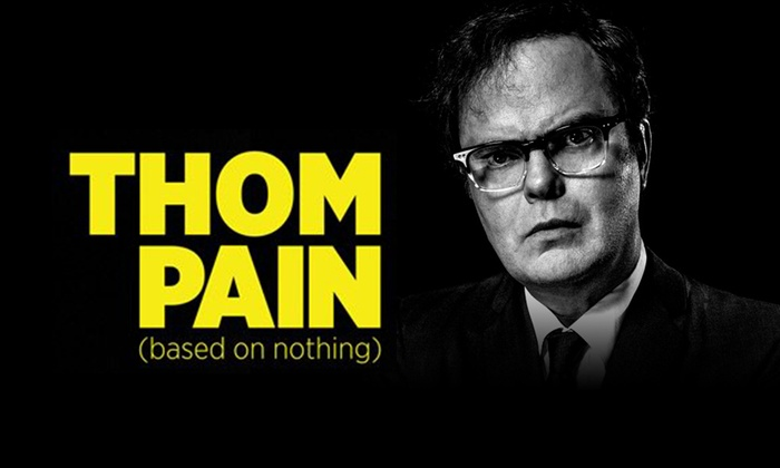 Thom Pain (based on nothing) at Geffen Playhouse - Audrey Skirball Kenis Theater
