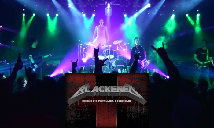 Durty Nellie's - Baldwin: Metallica Tribute Band Blackened at Durty Nellie's
