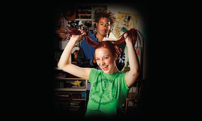 Merrimack Repertory Theatre - Belvidere: I and You at Merrimack Repertory Theatre