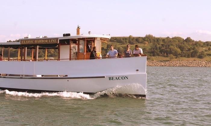 Yacht Beacon - Downtown: Fall Foliage Cruise at Yacht Beacon