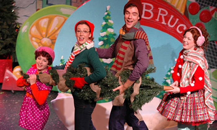 Theater at St. Jean - Upper East Side: Fancy Nancy: Splendiferous Christmas at Theater at St. Jean