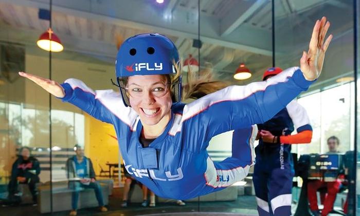 iFLY San Diego Indoor Skydiving