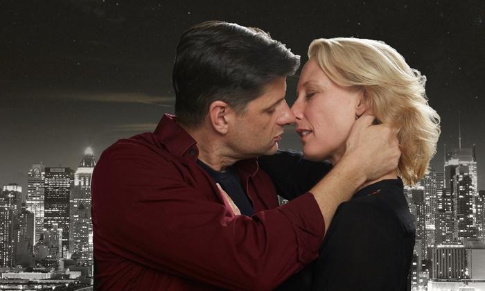 San Francisco Playhouse - Downtown San Francisco-Union Square: Stage Kiss at San Francisco Playhouse