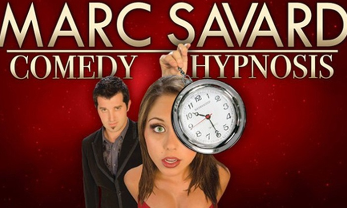 V Theater at the Miracle Mile Shops - The Strip: Marc Savard Comedy Hypnosis at V Theater at the Miracle Mile Shops