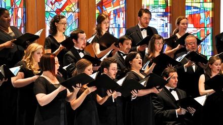 Chicago Chamber Choir: Fiesta de las Americas at St. Procopius Church