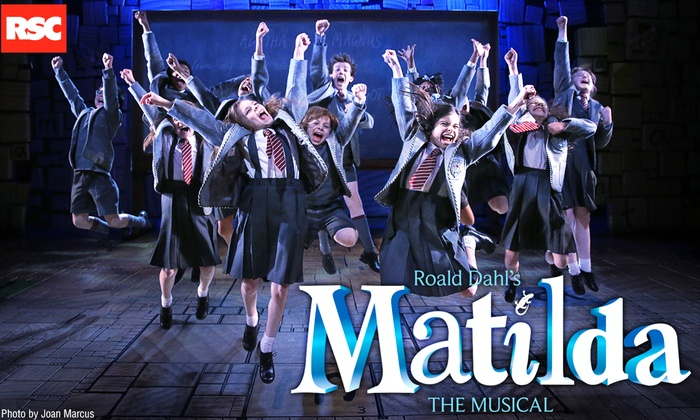 The 5th Avenue Theatre - Downtown Seattle: Matilda The Musical at The 5th Avenue Theatre
