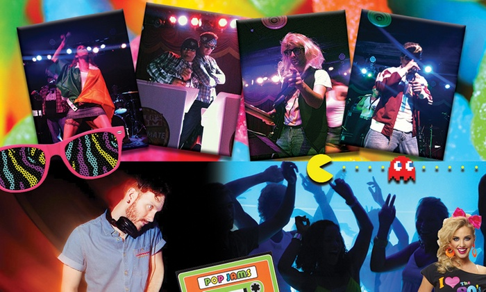 The Cutting Room - The Cutting Room: '80s vs. '90s Party