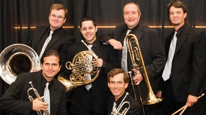 The Centre for Performing and Visual Arts of Coweta County: Dallas Brass at The Centre for Performing and Visual Arts of Coweta County