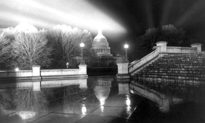 U.S. Capitol Grounds - Southeast Washington: Capitol Hauntings Walking Tour at U.S. Capitol Grounds