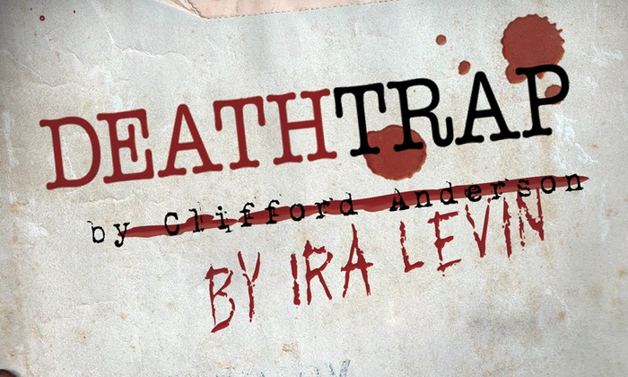 Repertory East Playhouse - Newhall: Deathtrap at Repertory East Playhouse