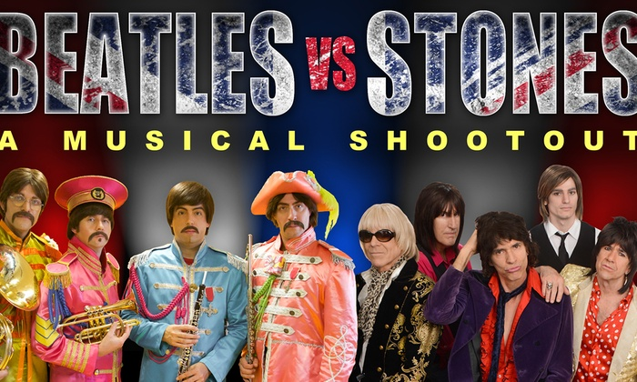 Downey Civic Theatre - Downey: Beatles vs. Stones at Downey Civic Theatre