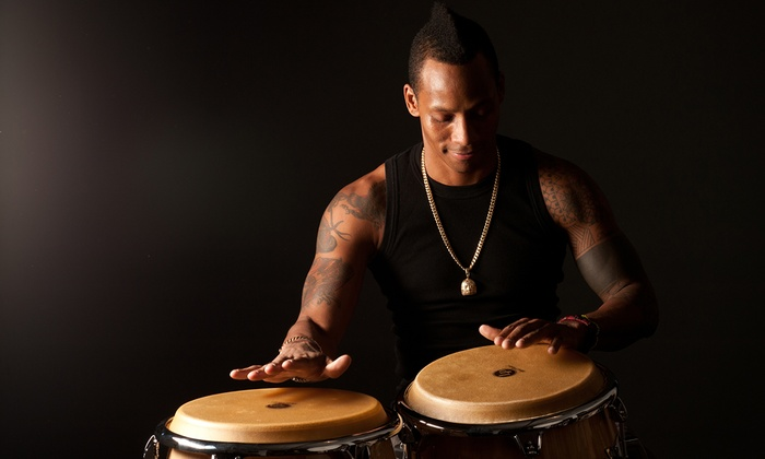Ordway Center for the Performing Arts - Music Theater - Northwestern Precinct: The Pedrito Martinez Group at Ordway Center for the Performing Arts - Music Theater