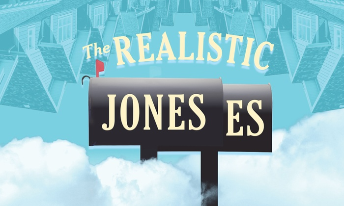A.C.T. - American Conservatory Theater: The Realistic Joneses at A.C.T.