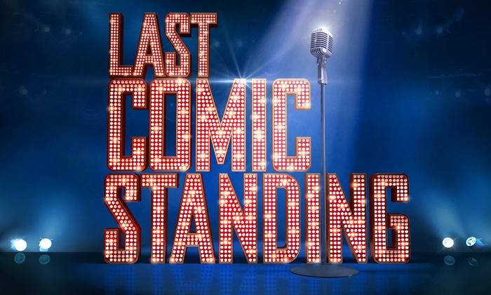 North Shore Center, Center Theatre - Barcelona: Last Comic Standing Live Tour at North Shore Center, Center Theatre