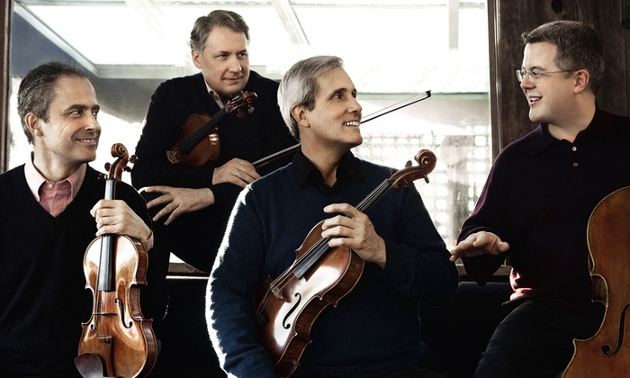 Smithsonian National Museum of Natural History - Washington Mall: Emerson String Quartet: Passing the Torch II at Smithsonian National Museum of Natural History