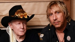 Regent Theatre: Johnny Winter Allstar Band at Regent Theatre