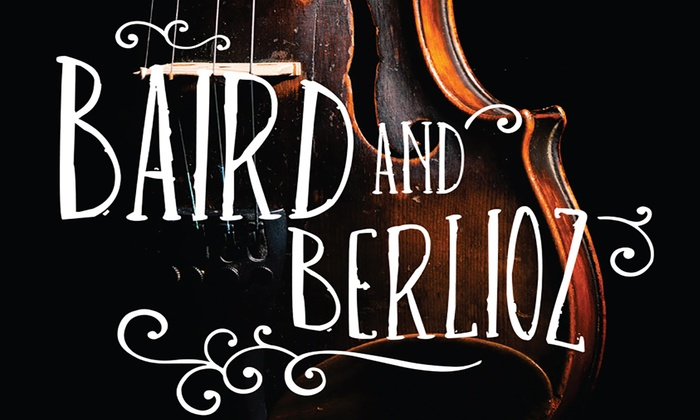 McAninch Arts Center - McAninch Arts Center at the College of DuPage: New Philharmonic: Baird & Berlioz at McAninch Arts Center