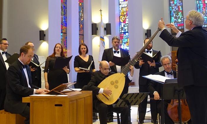 National Presbyterian Church - Washington: Washington Bach Consort: Mass Appeal at National Presbyterian Church