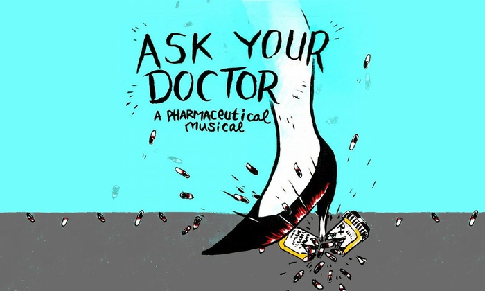 The Annoyance Theatre & Bar - Lakeview: Ask Your Doctor at The Annoyance Theatre & Bar