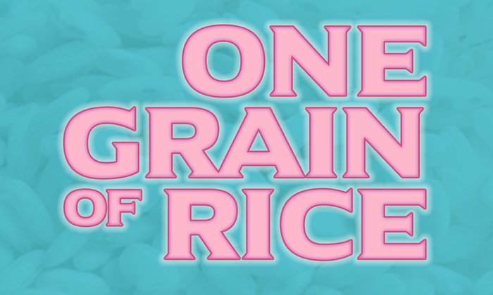 SteppingStone Theatre - Summit - University: One Grain of Rice at SteppingStone Theatre