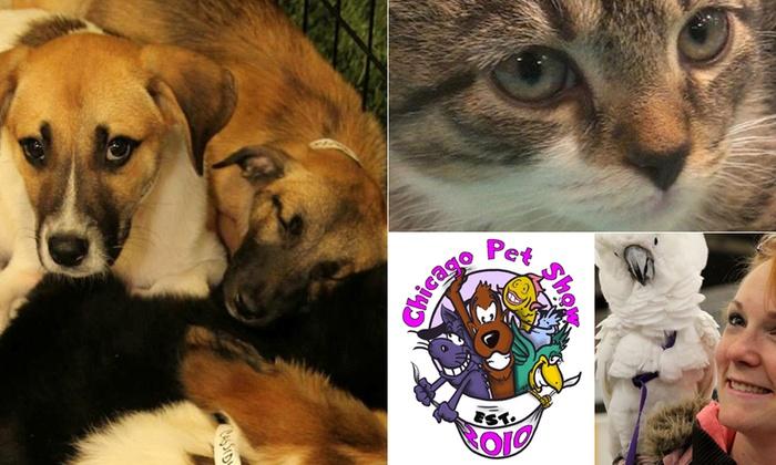 Kane County Fair Grounds - Kane County Fairgrounds: Chicago Pet Show at Kane County Fair Grounds