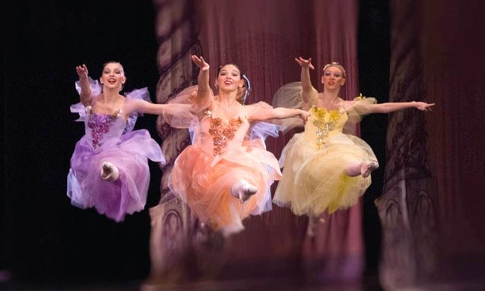 San Diego Civic Theatre - Central San Diego: California Ballet Company: The Nutcracker at San Diego Civic Theatre
