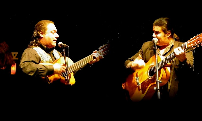Cafe Wha? - Downtown Manhattan: Gipsy Kings Tribute Los Cintron
