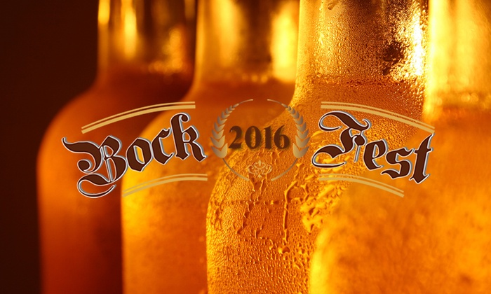 The Olympic Collection - West Los Angeles: Bock Fest 2016 at The Olympic Collection