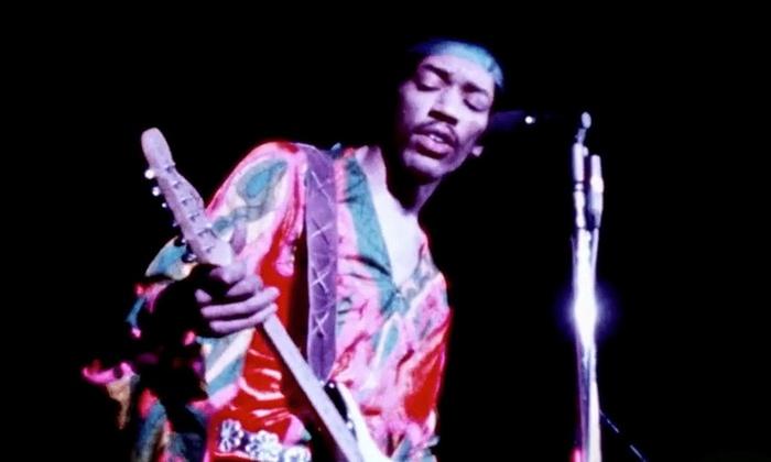 Regent Theatre - Arlington Center: Jimi Hendrix: Electric Church & Rory Gallagher Screening at Regent Theatre