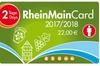 2-tägige RheinMainCard