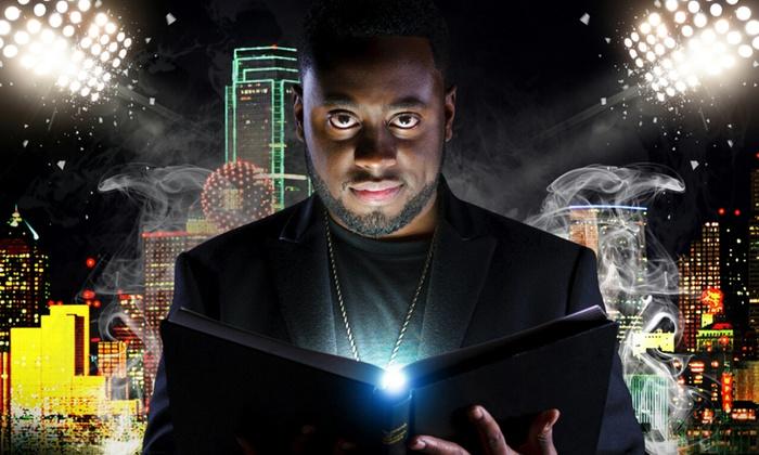 Royal Sonesta Houston Hotel  - Texas: Cody Prophet: Pure Magic, Reality vs. Perception