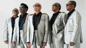 Benaroya Hall, S. Mark Taper Foundation Auditorium: The Blind Boys of Alabama: Talkin' Christmas! at Benaroya Hall, S. Mark Taper Foundation Auditorium