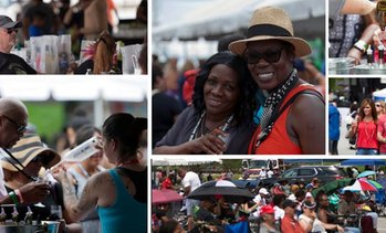 Islands In The Park Caribbean Food, Wine & Beer Festival - Saturday...