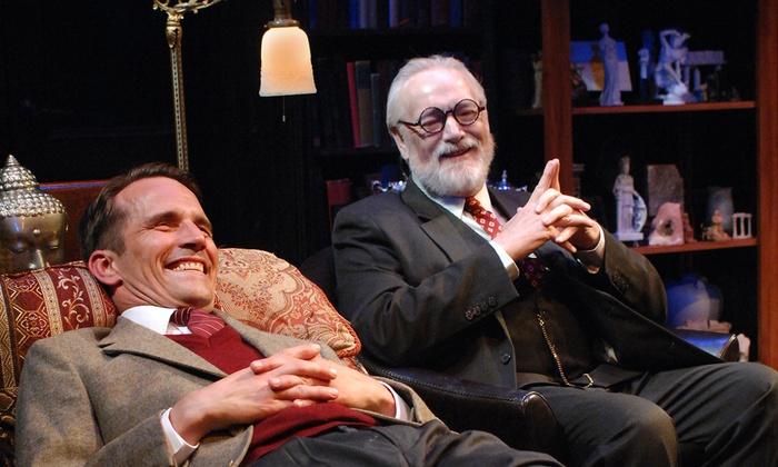 Lamb's Players Theatre - Coronado: Freud's Last Session at Lamb's Players Theatre